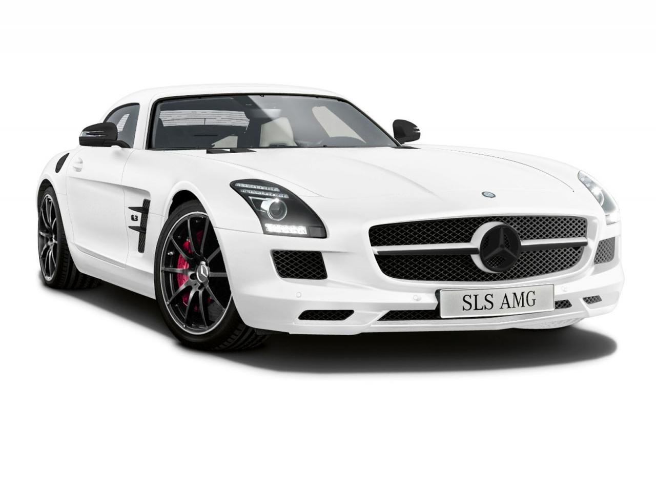 2012 mercedes benz sls amg matt limited edition for Mercedes benz limited edition