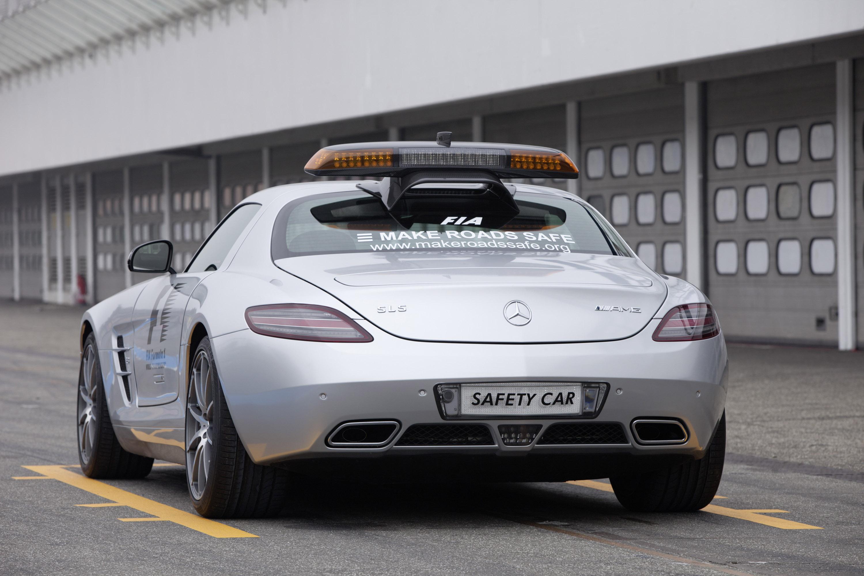 Mercedes-Benz SLS AMG - Wikipedia