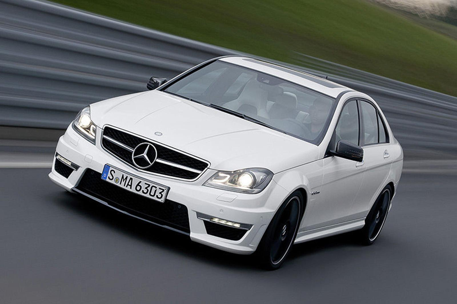 2012 mercedes c63 amg for Mercedes benz c63 2012