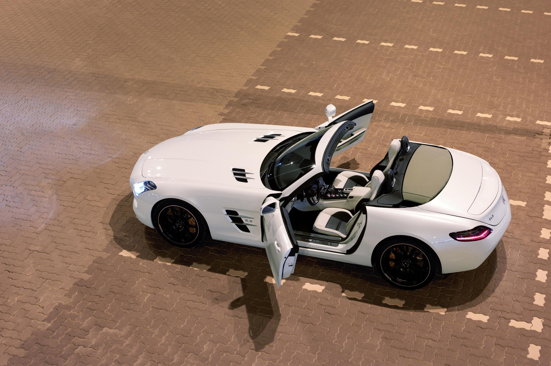 Amg Roadster 2012 Mercedes Sls Amg Roadster
