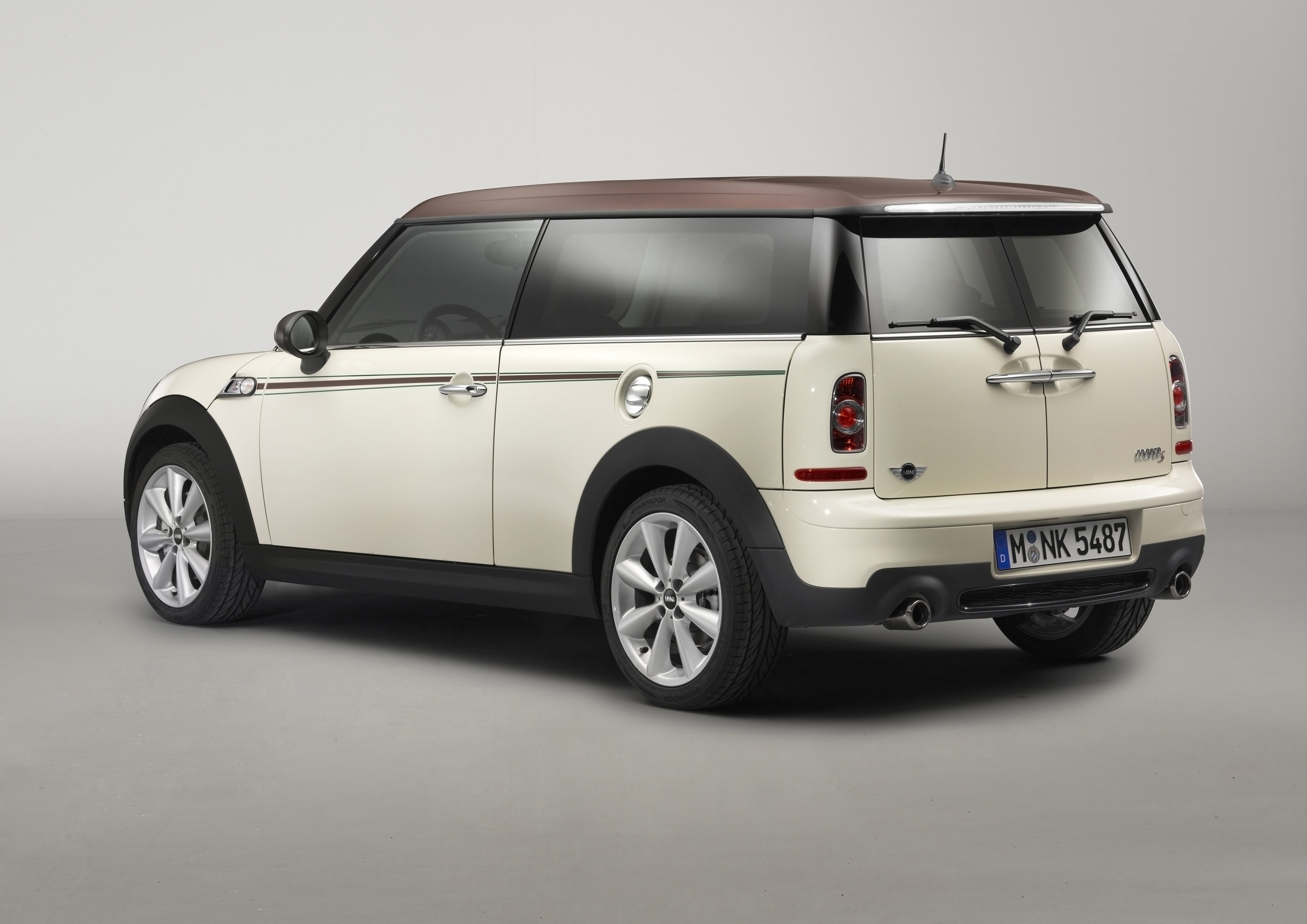 2012 MINI Clubman Hyde Park and MINI Green Park offer ...