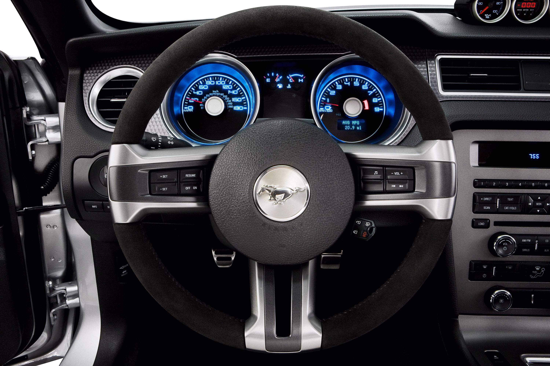 2012 Ford Mustang Boss 302 Laguna Seca  more is better