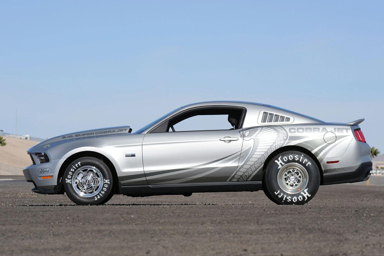 2012 Ford Mustang Cobra Jet Engine Diagram