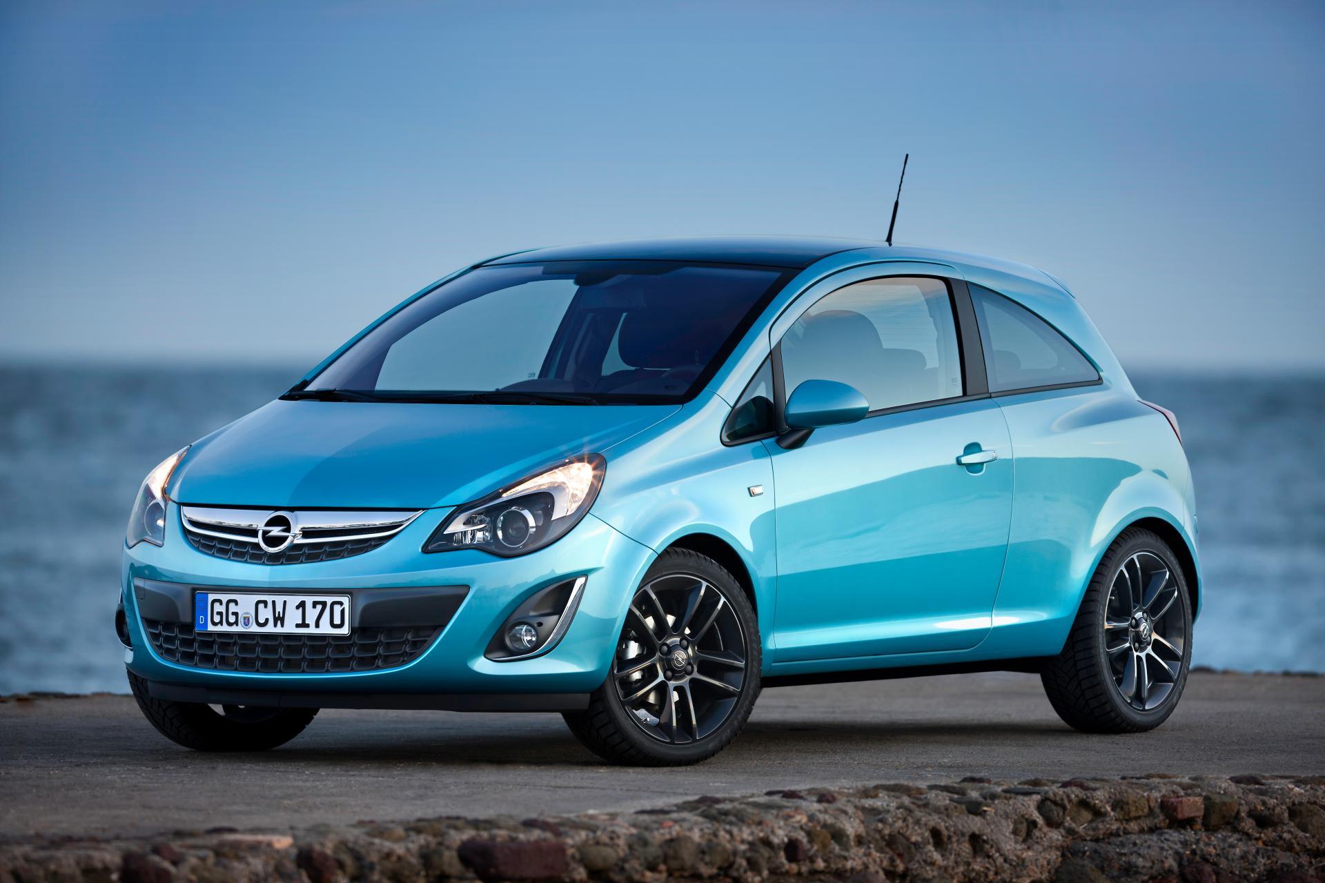 Opel Corsa 3-Door & 2012 Opel Corsa 3-Door - Picture 73183