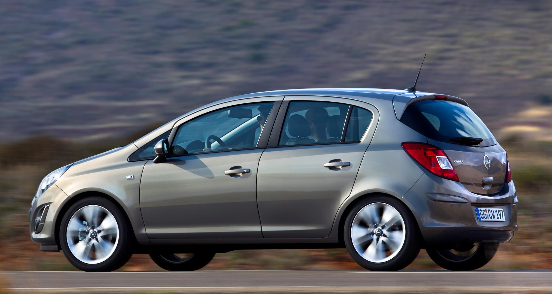 Opel Corsa Door