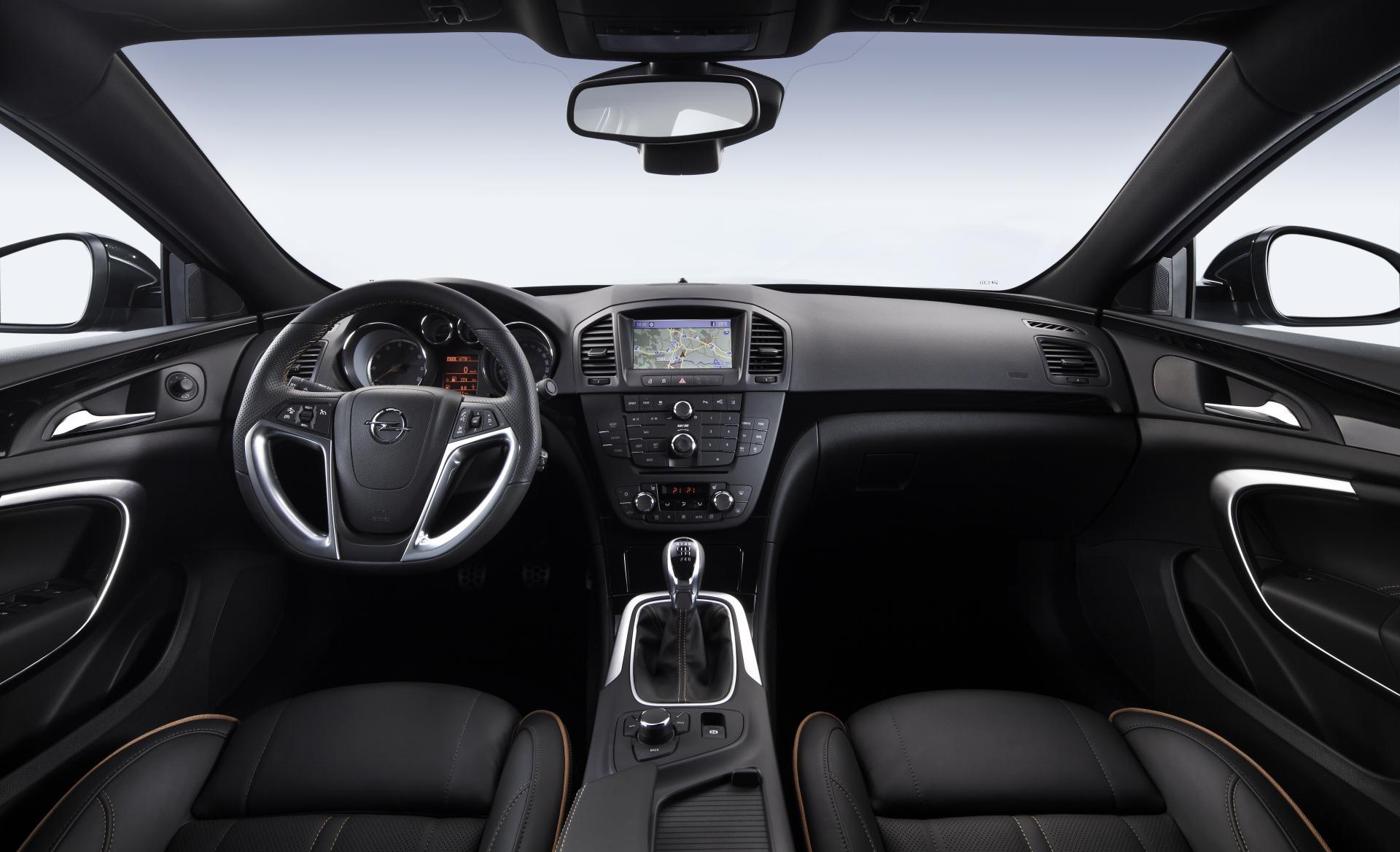 2012 Opel Insignia Picture 73157