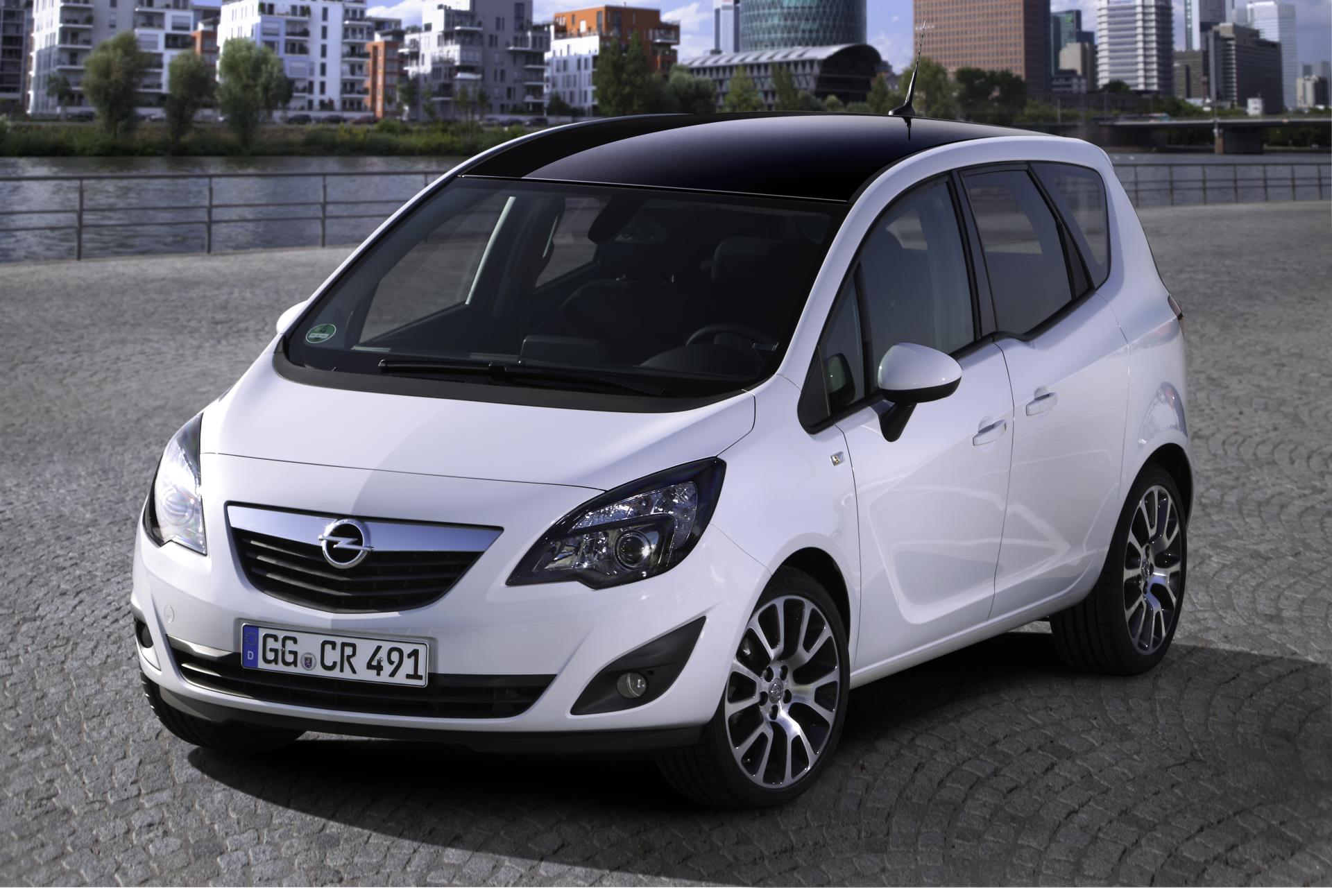2012 opel meriva picture 73213. Black Bedroom Furniture Sets. Home Design Ideas