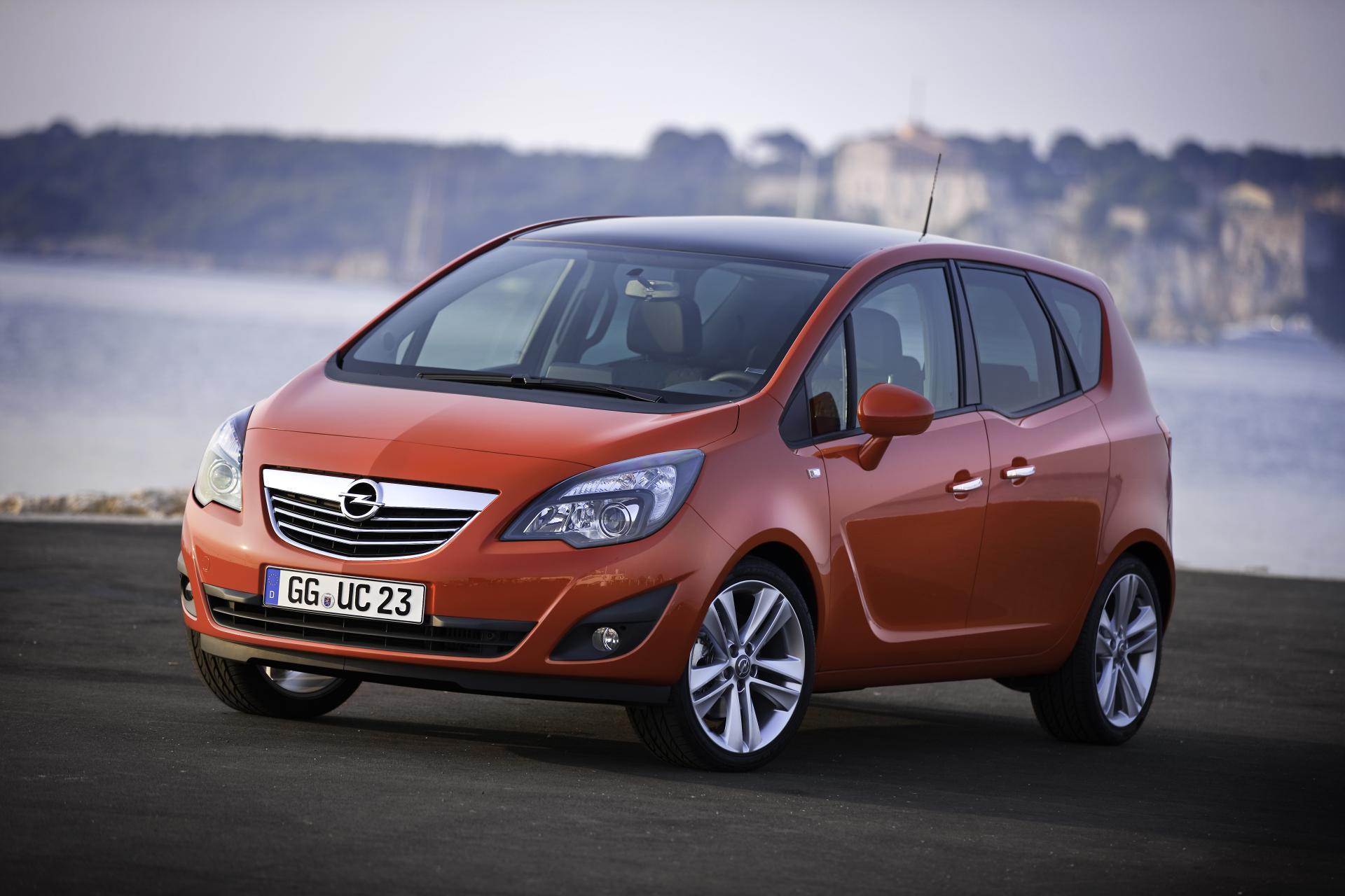 2012 Opel Meriva - Picture 73215