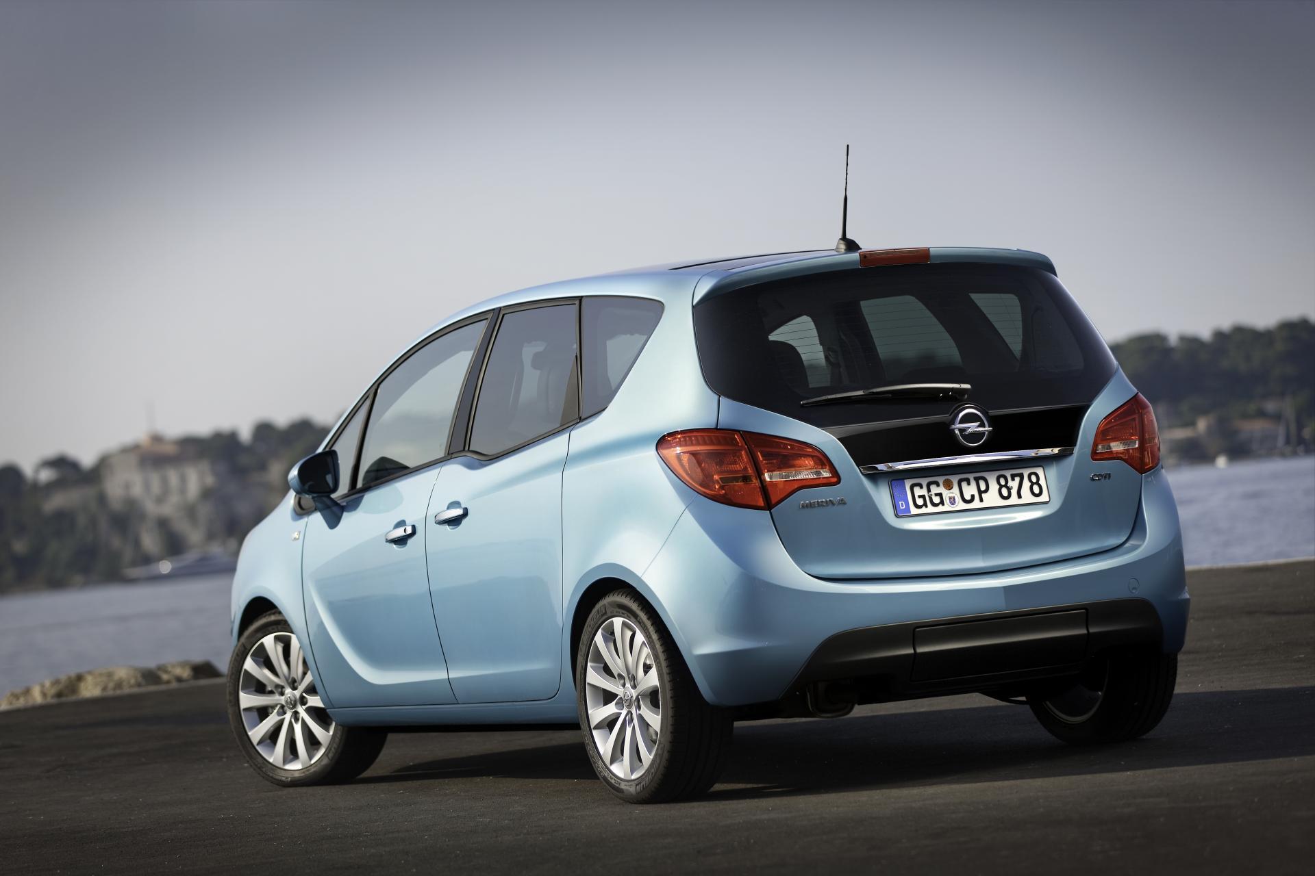 2012 Opel Meriva Picture 73224