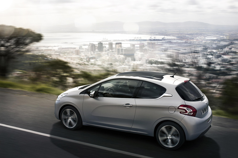 2012 Peugeot 208 Picture 63228