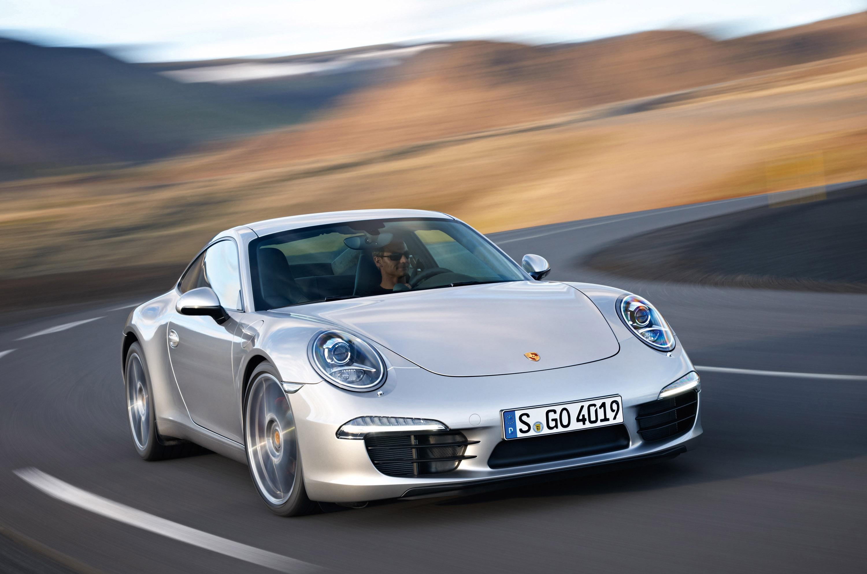 2012 Porsche 911 Carrera (991) [HD video]