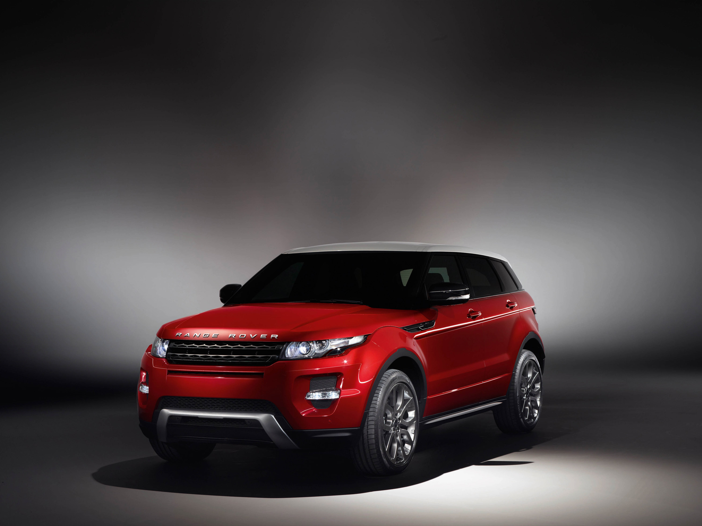 range rover evoque price 27 955. Black Bedroom Furniture Sets. Home Design Ideas