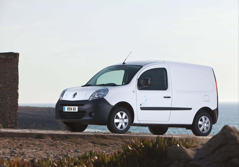 79cef36e13 2012 Renault Kangoo VAN Z.E. Price - £16 990