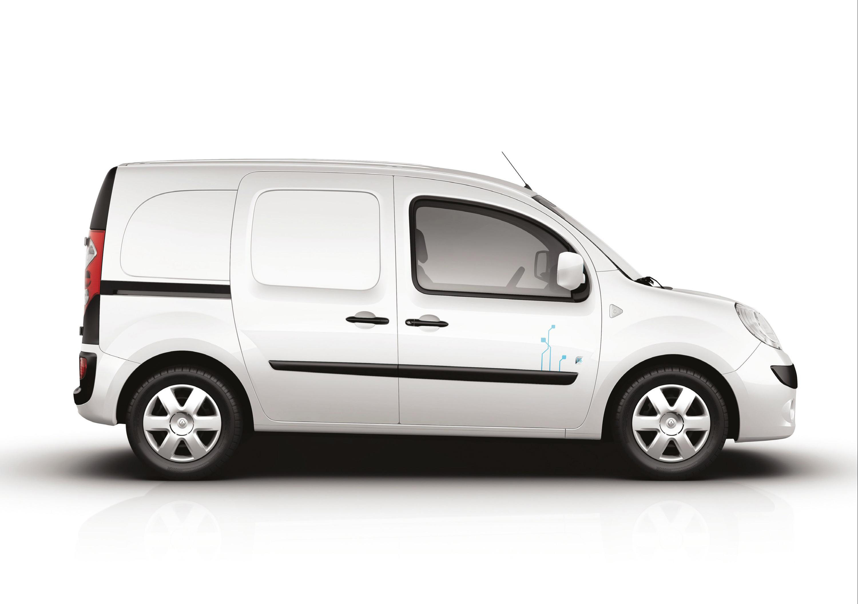 2012 renault kangoo van z e price 16 990. Black Bedroom Furniture Sets. Home Design Ideas