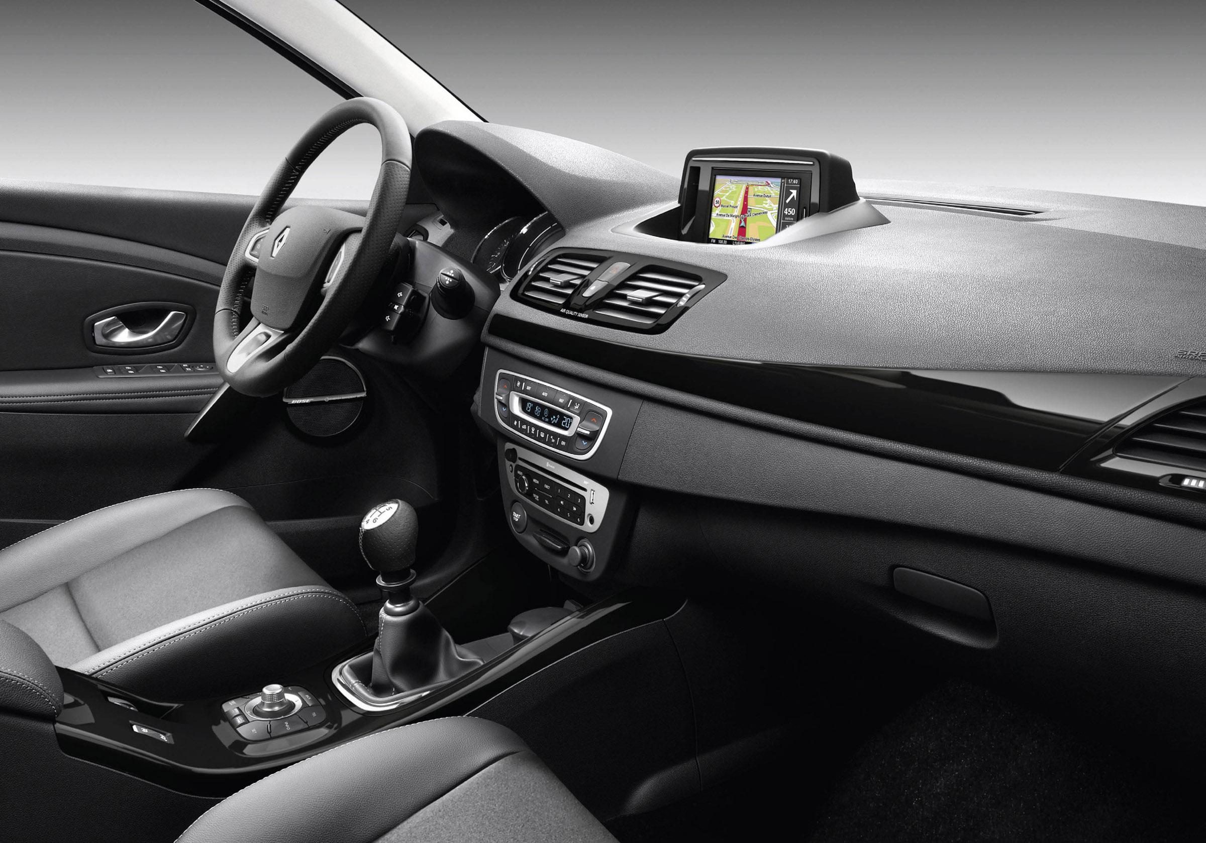 2012 Renault Megane Uk Range Pricing