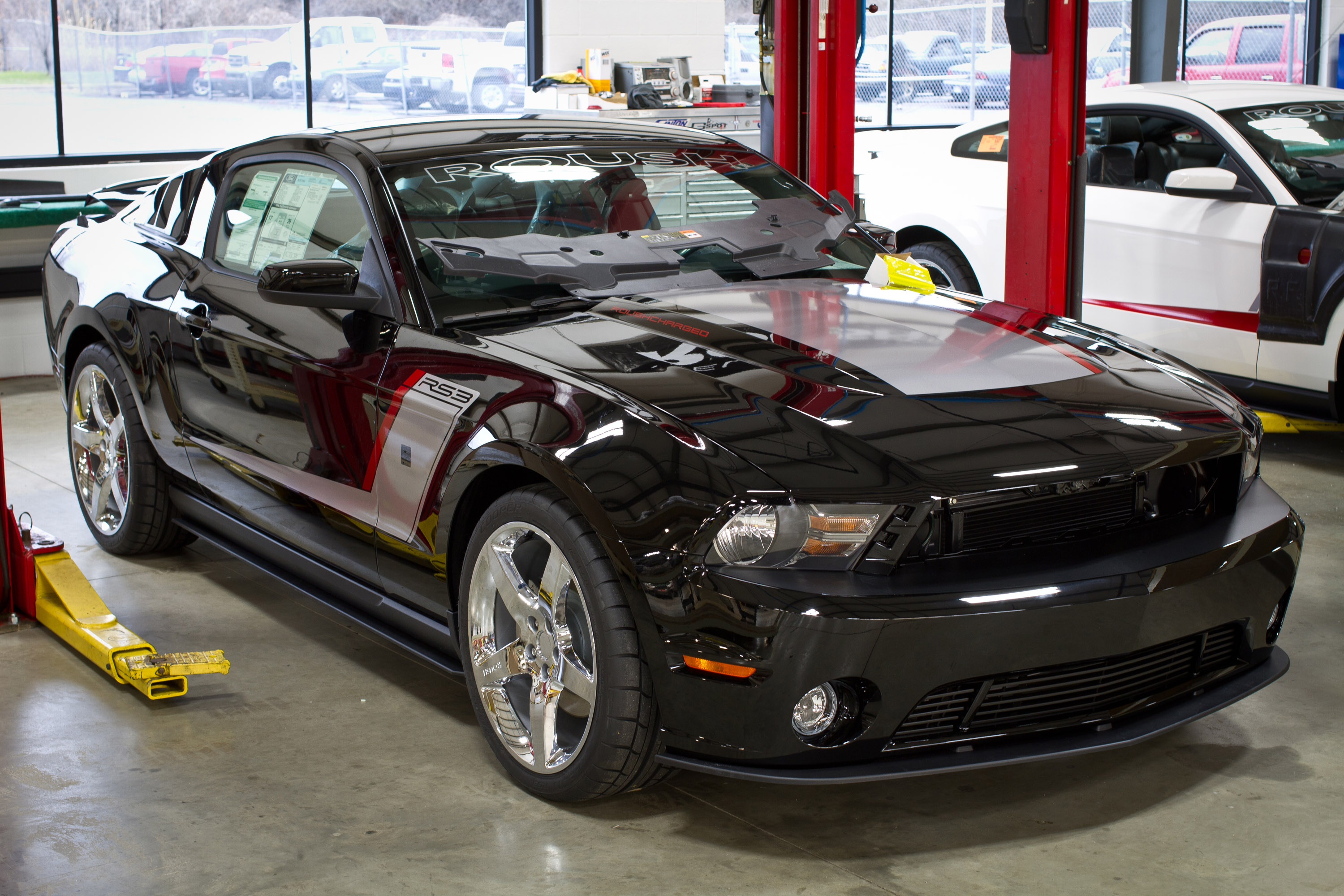 2012 Roush Stage3 Ford Mustang Picture 61922