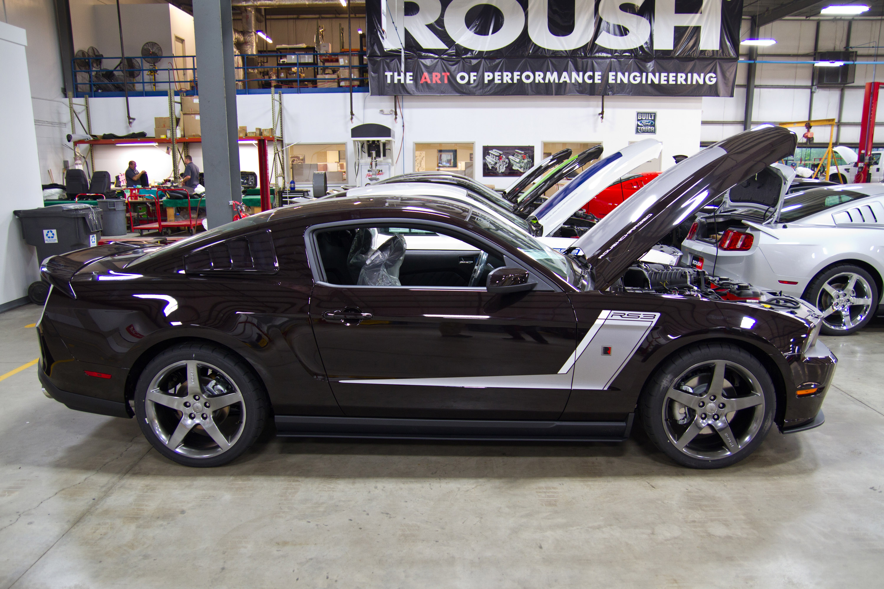 2012 Roush Stage3 Ford Mustang Picture #45