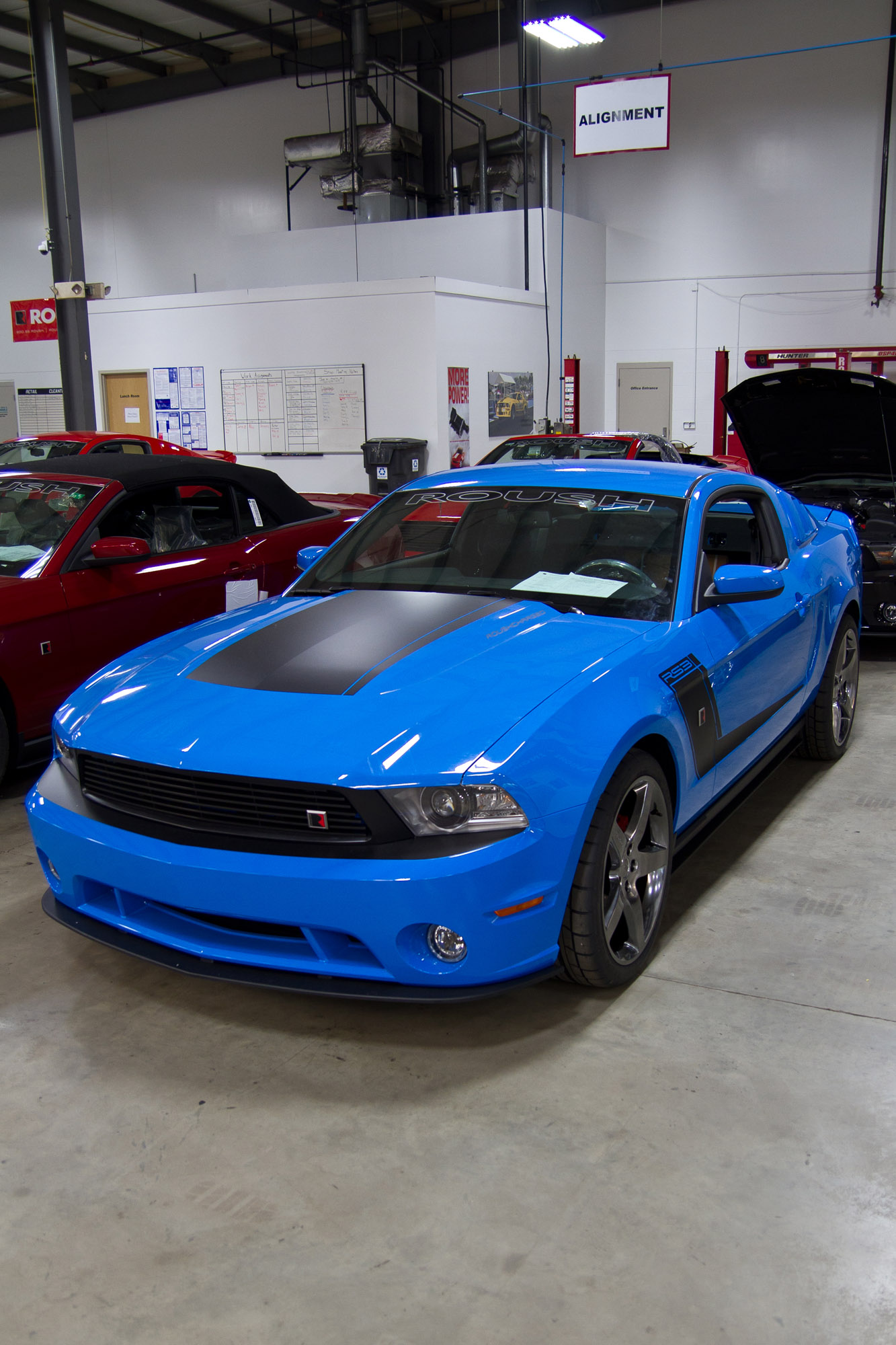 2012 Roush Stage3 Ford Mustang Picture #47