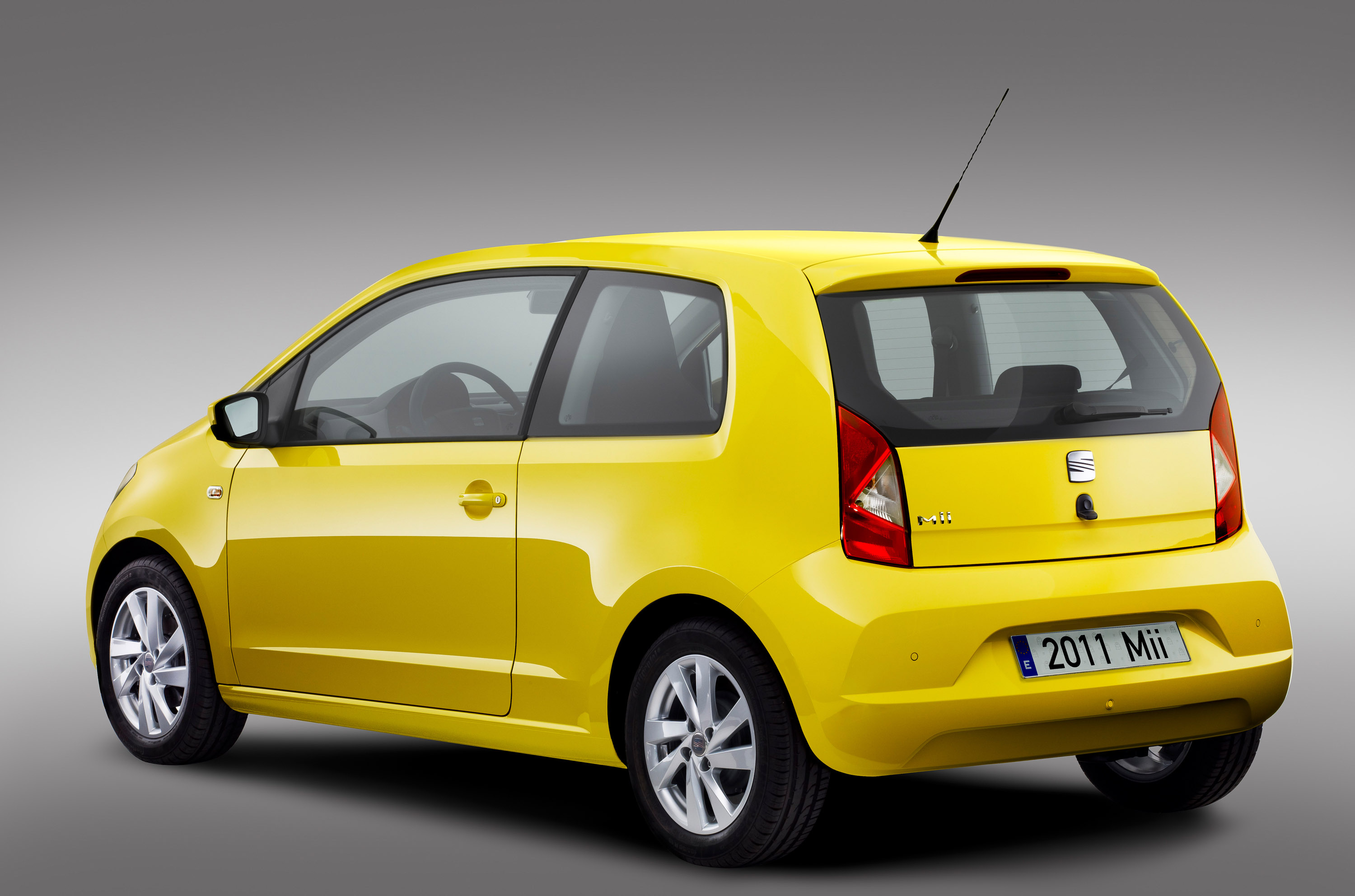 Seat mii automatic review study