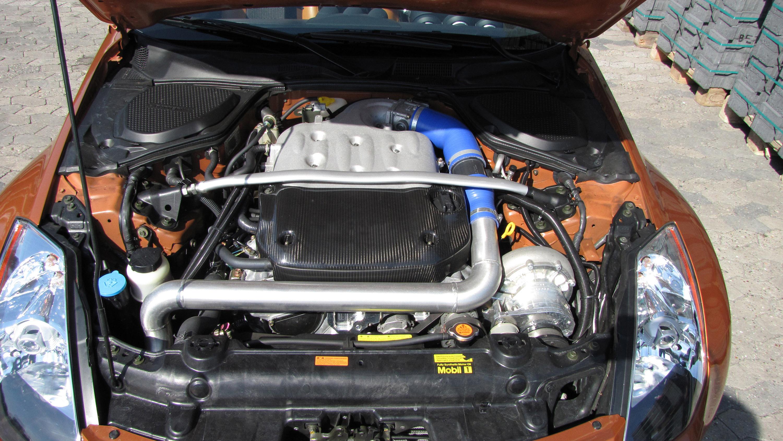 Nissan 350z 2012