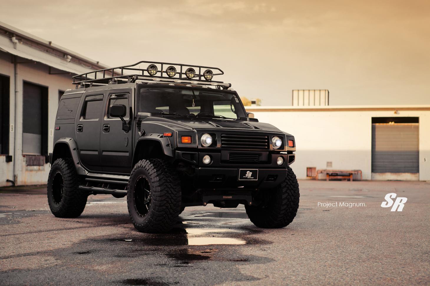 Photos of Off Road Lights Hummer H3