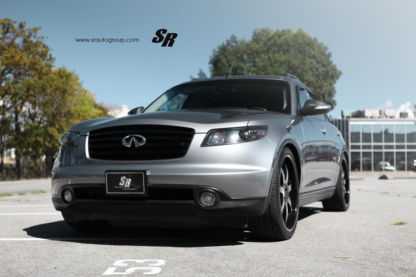 2012 Sr Auto Infiniti Fx35 Picture 73989