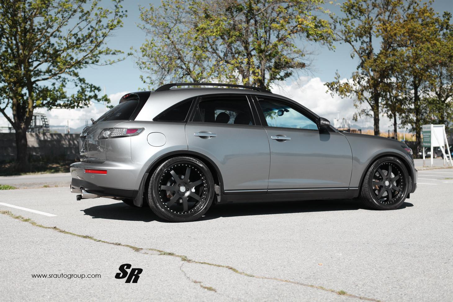 2012 Sr Auto Infiniti Fx35 Picture 73992