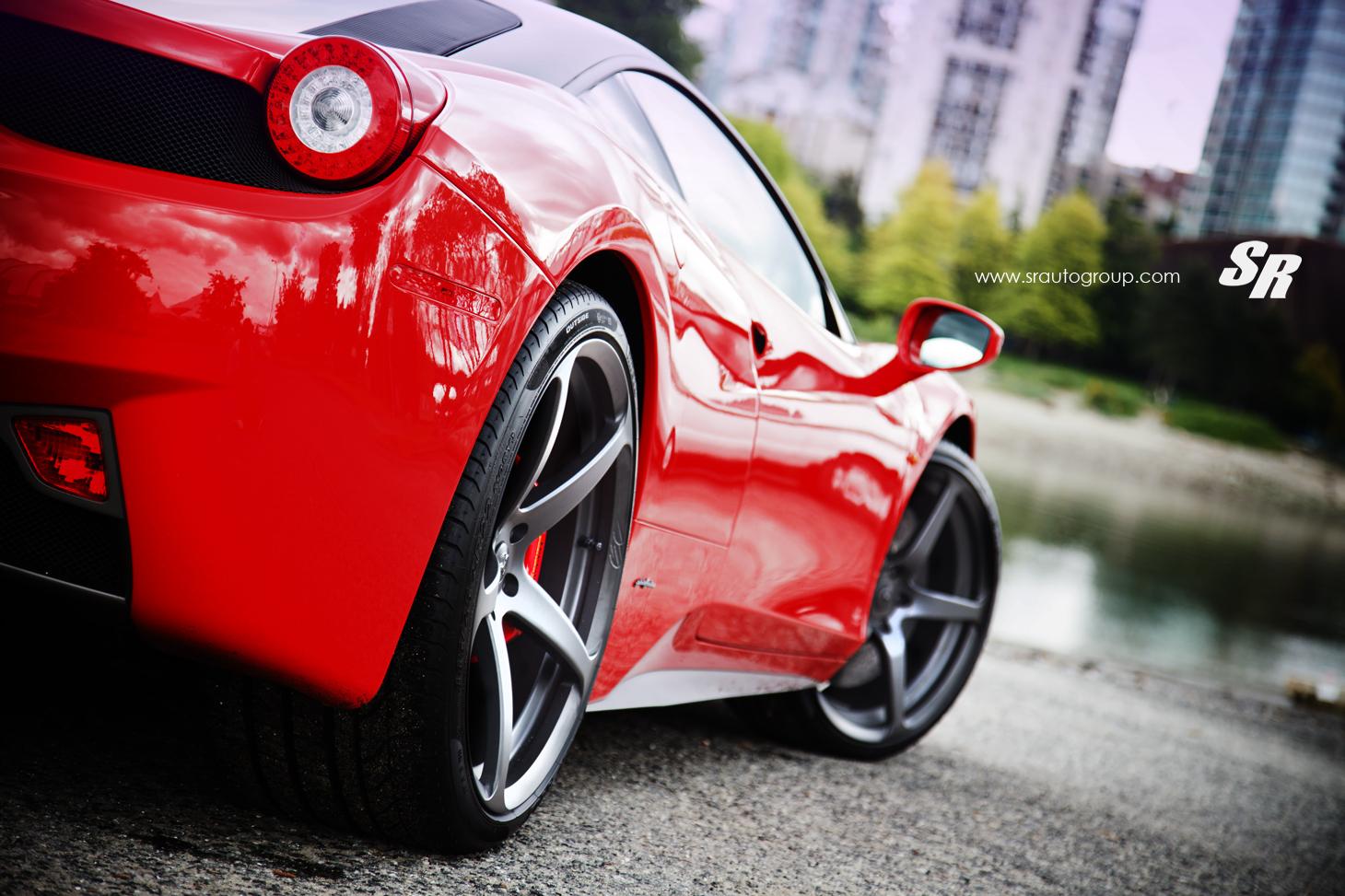 2012 sr ferrari 458 italia project refined beauty - Ferrari Italia 458