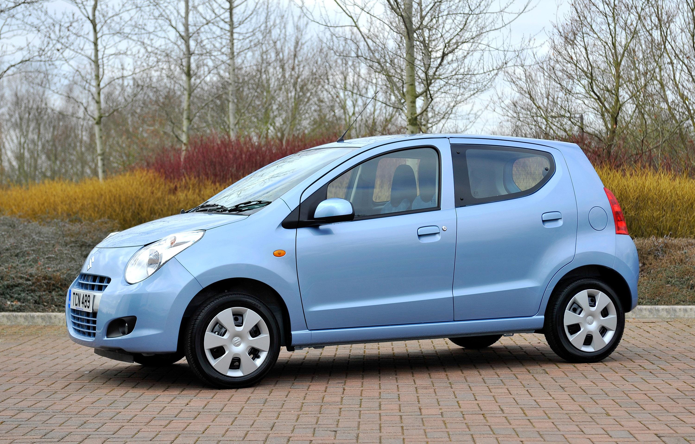 2012 Suzuki Alto Play Special Edition