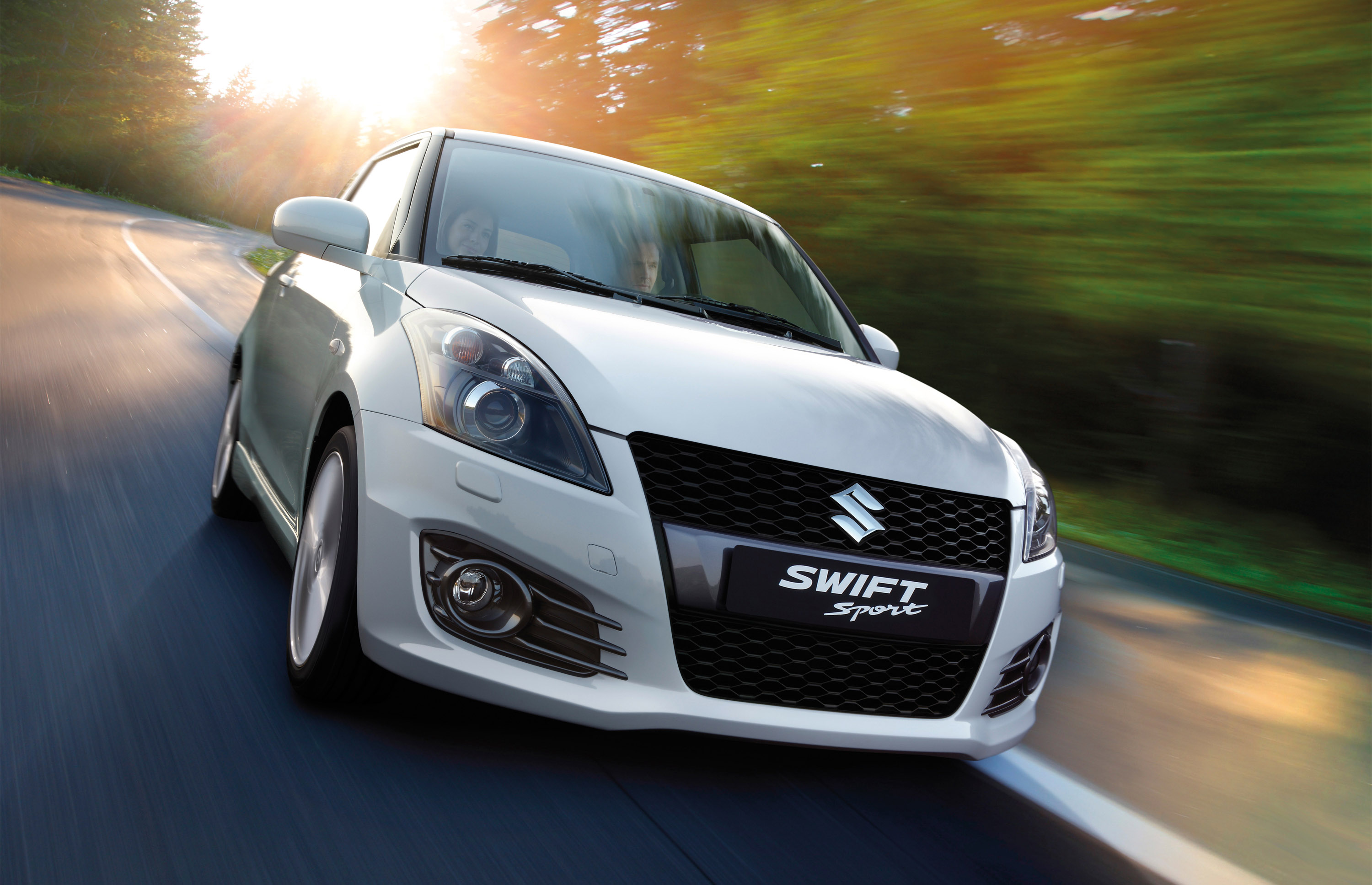 2012 Suzuki Swift Sport Picture 58227