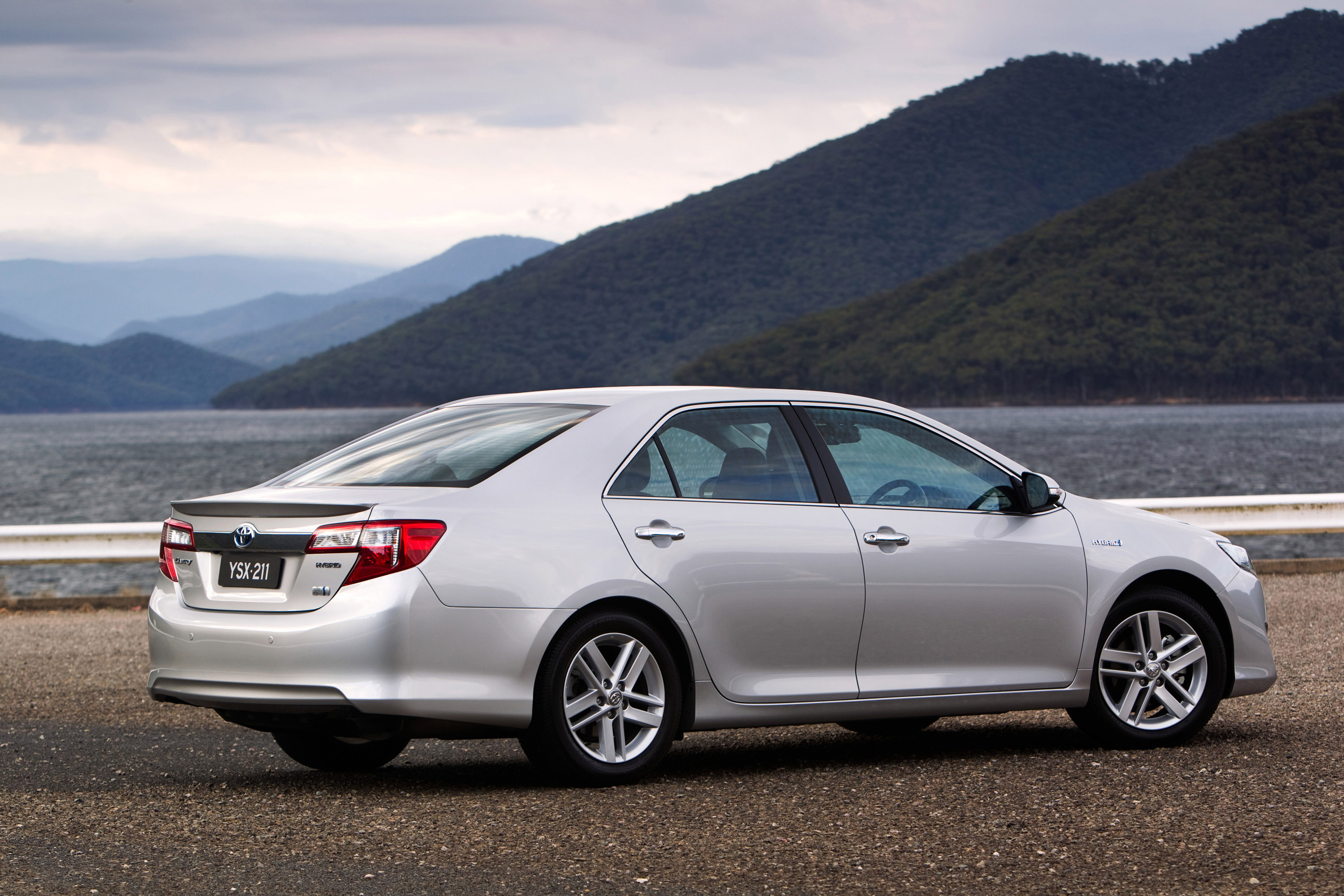 2012 Toyota Camry Discounts