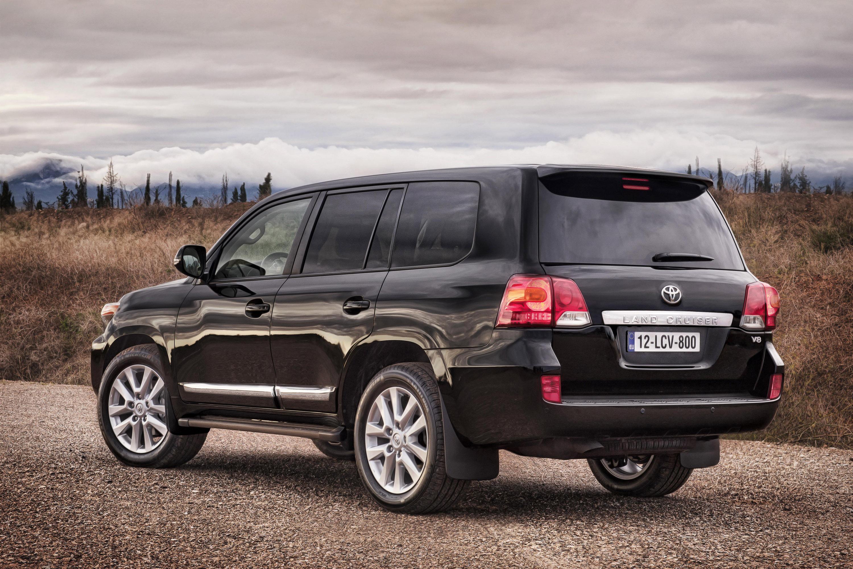 V8 Energy Review >> 2012 Toyota Land Cruiser V8