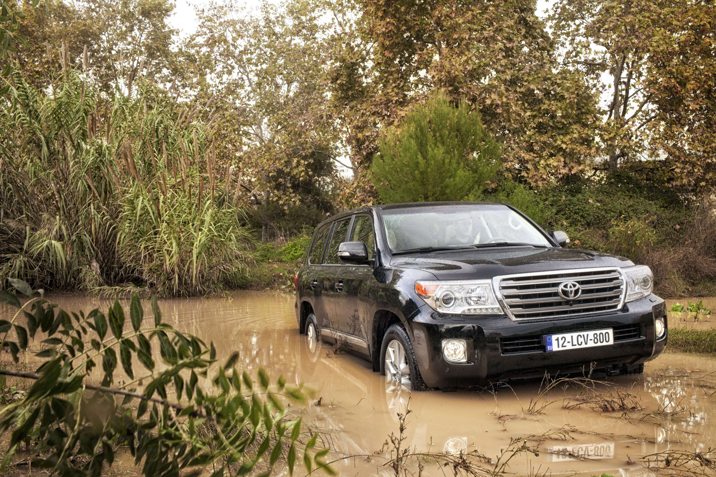 2012 Toyota Land Cruiser V8 - Picture 63385