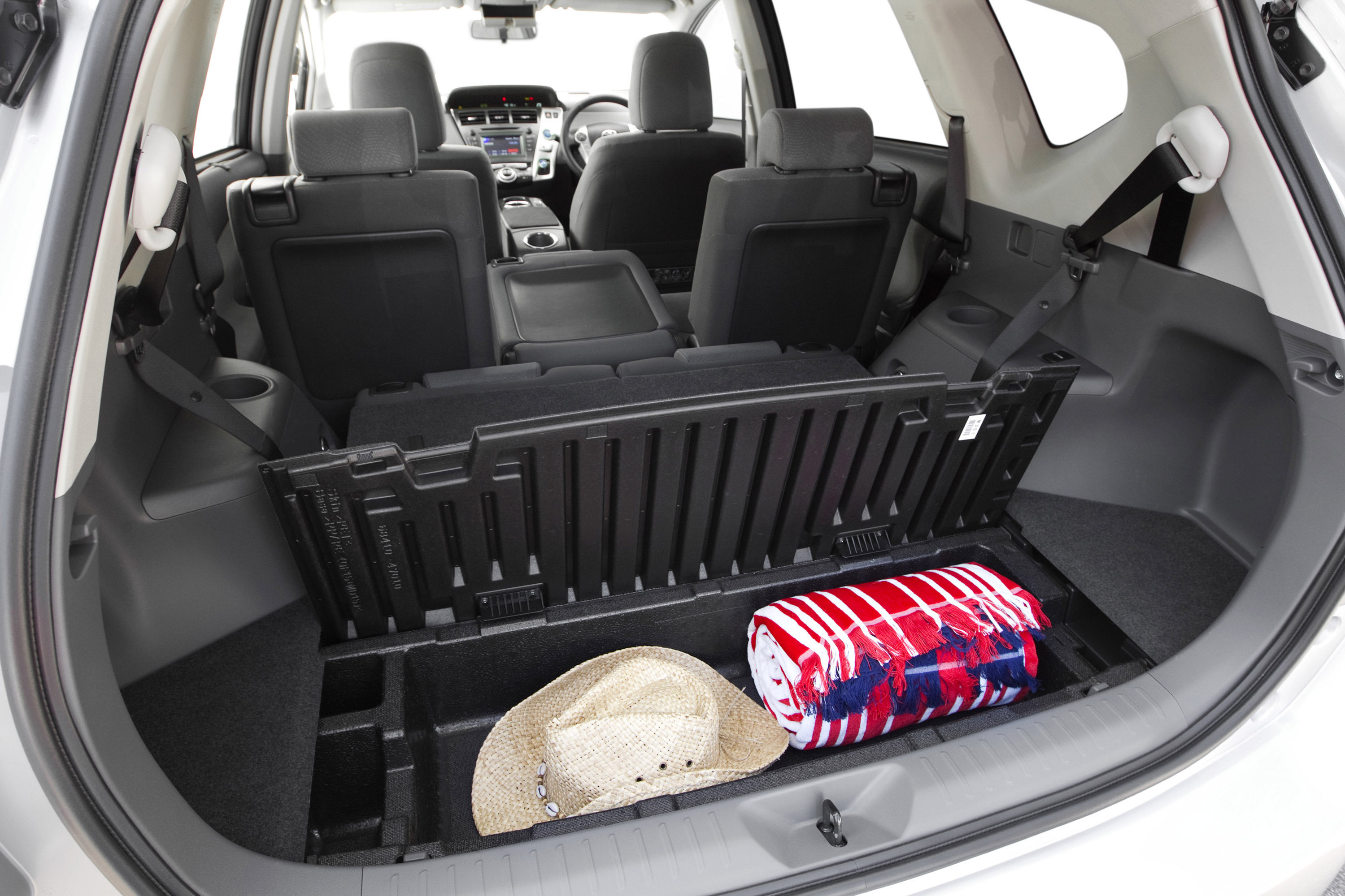 2012 Toyota Prius V Picture 69392