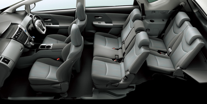 2012 Toyota Prius V Picture 69394