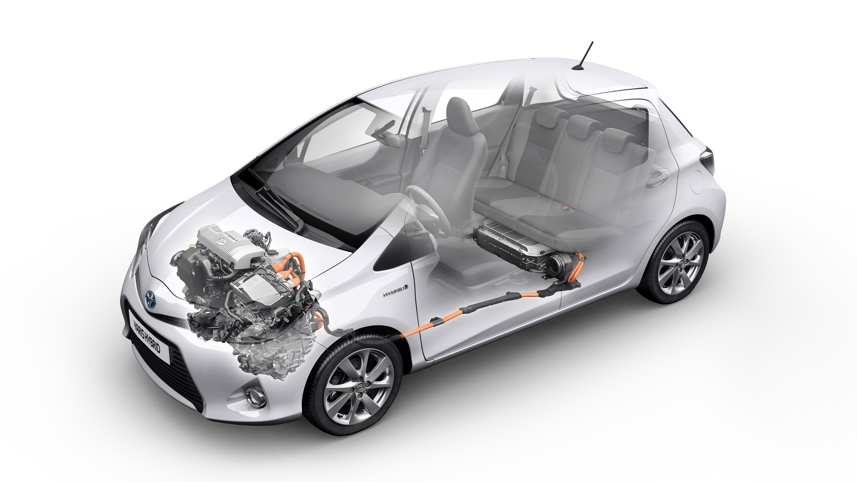 2012 Toyota Yaris Hybrid Prices And Specifications Announced Vitz Fuse Box Hsd