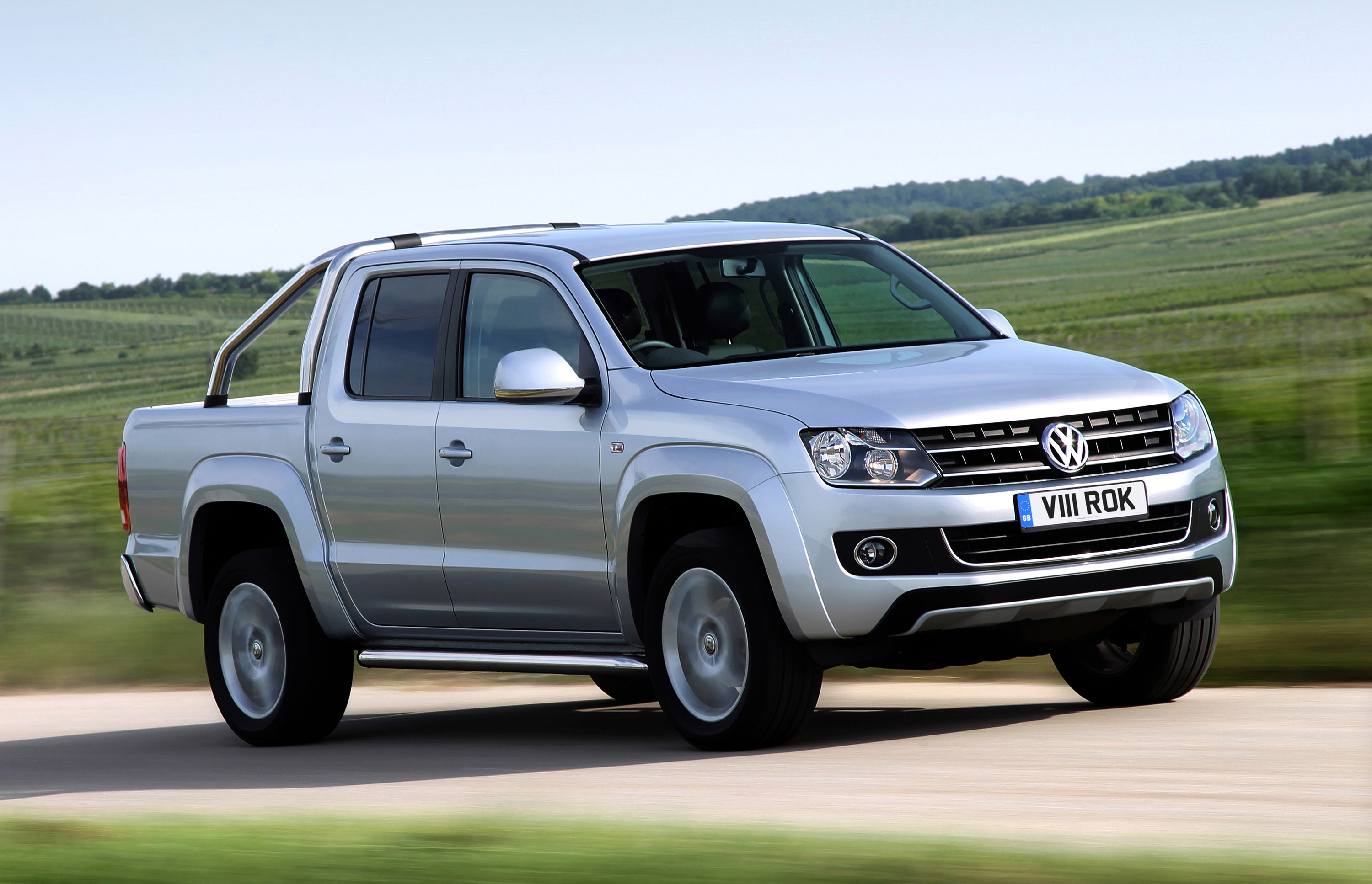 2012 Volkswagen Amarok Uk 2 0 Bitdi Price 163 19 795