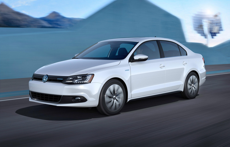 2012 Volkswagen Jetta Se >> 2012 Volkswagen Jetta Hybrid