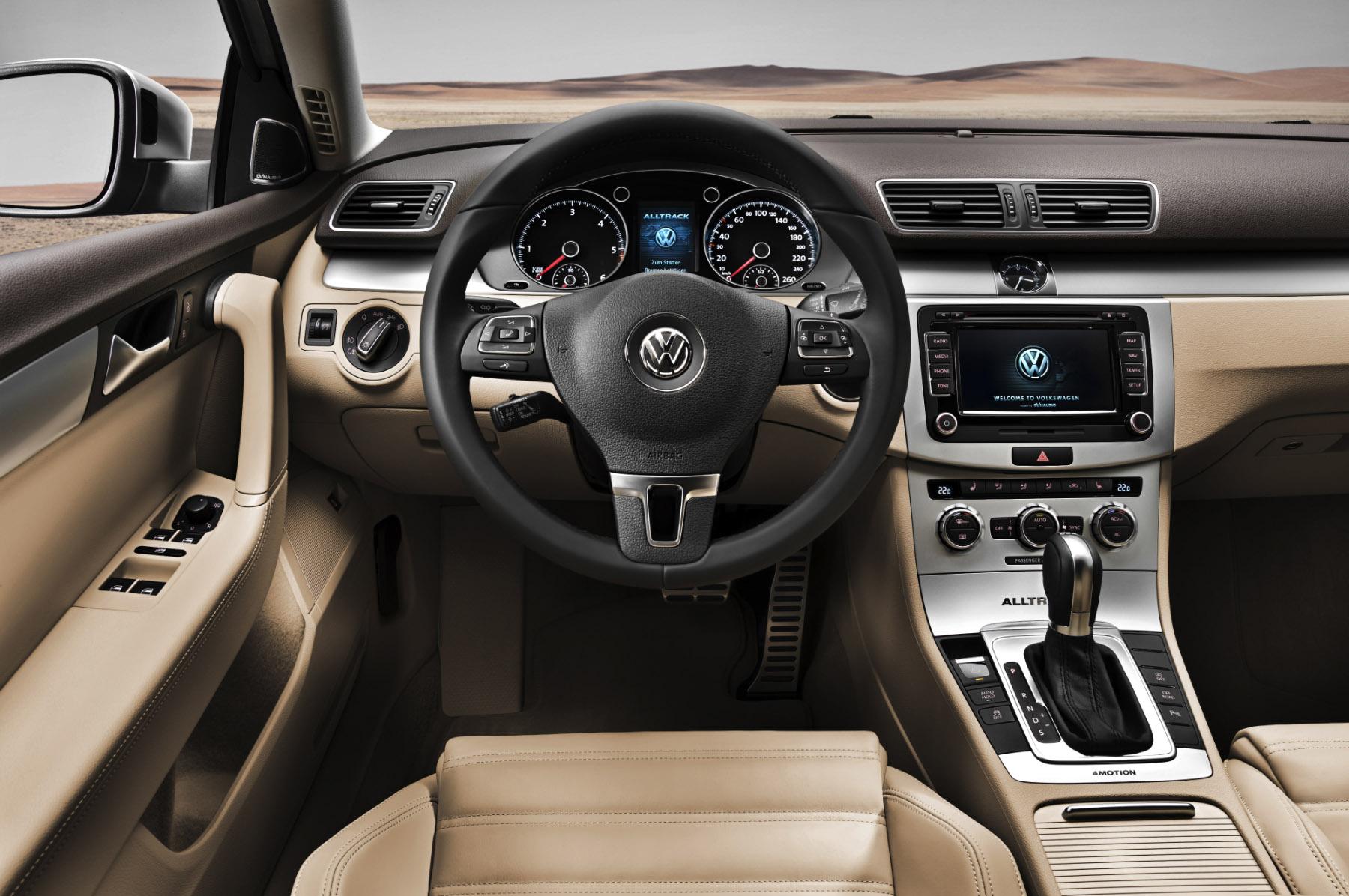 2012 Volkswagen Passat Alltrack