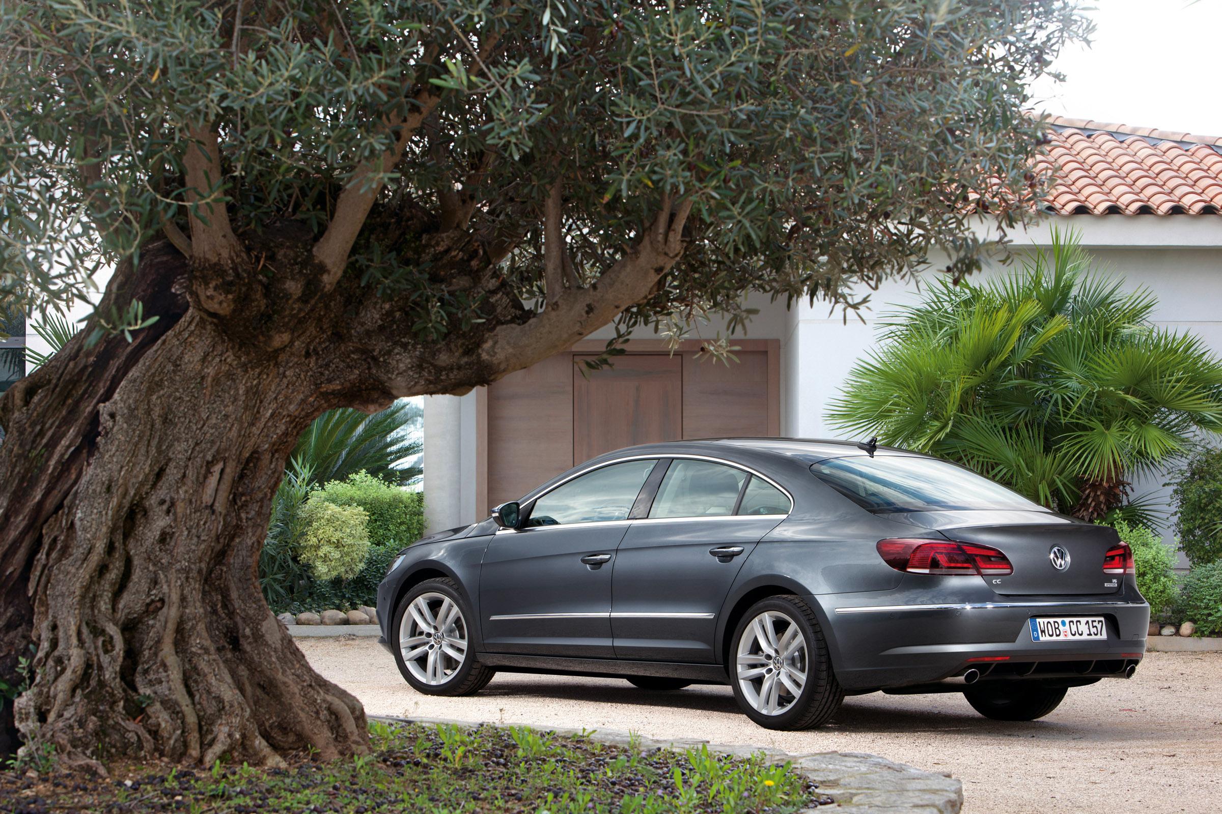 VW Cc For Sale >> 2012 Volkswagen Passat CC