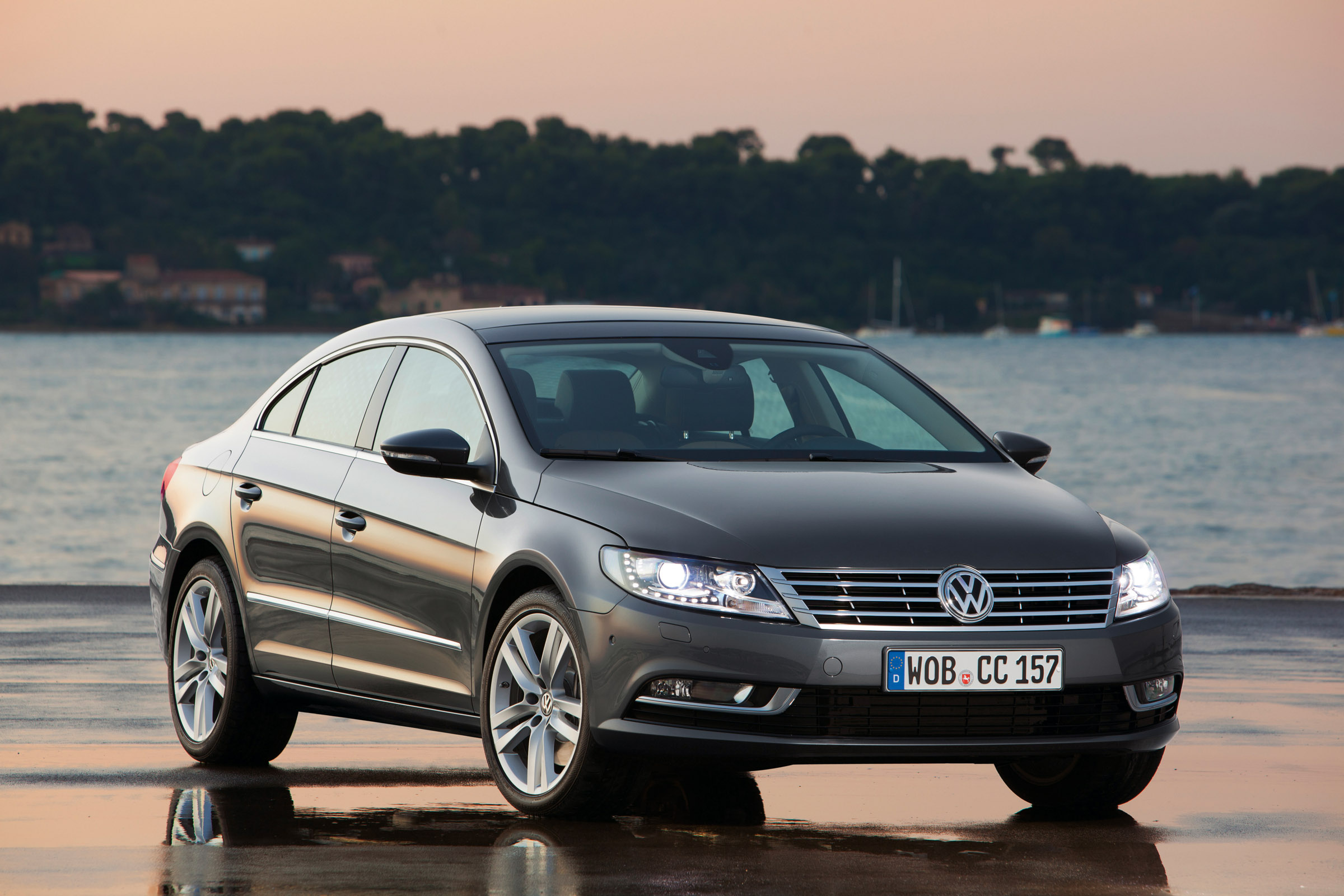 2012 volkswagen passat cc picture 63567. Black Bedroom Furniture Sets. Home Design Ideas