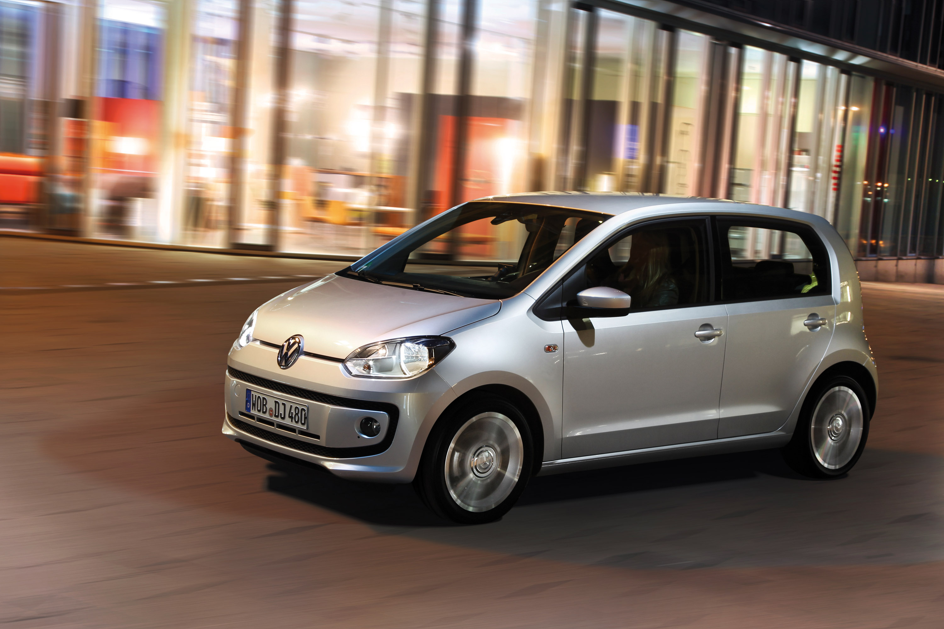 2012 Volkswagen Up 4 Door