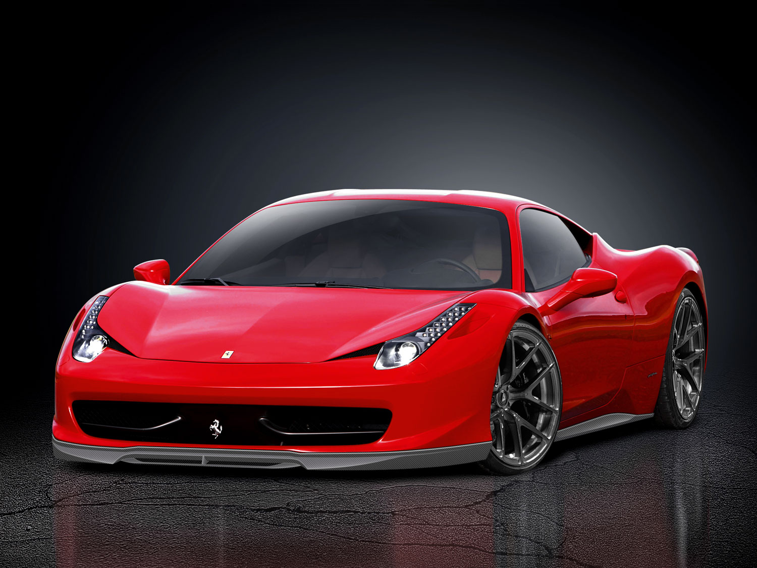2012 vorsteiner ferrari 458 italia more aerodynamic and stylish. Black Bedroom Furniture Sets. Home Design Ideas