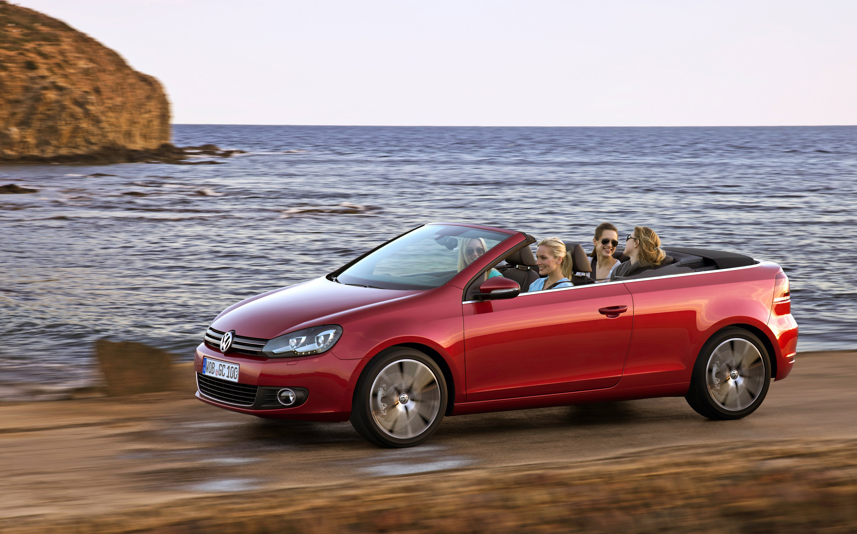 2012 volkswagen golf vi cabriolet price 20 720. Black Bedroom Furniture Sets. Home Design Ideas