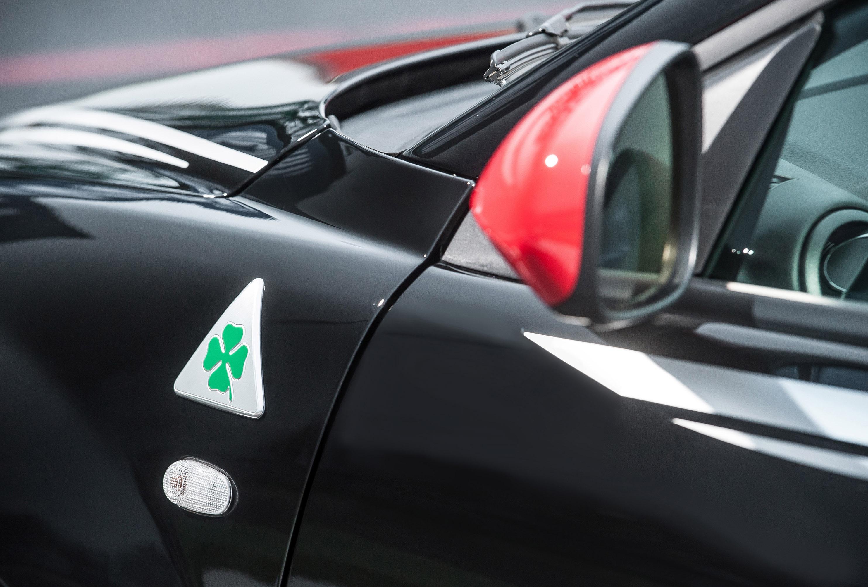 Alfa Auto Insurance >> 2013 Alfa Romeo MiTo Quadrifoglio Verde SBK Limited Edition