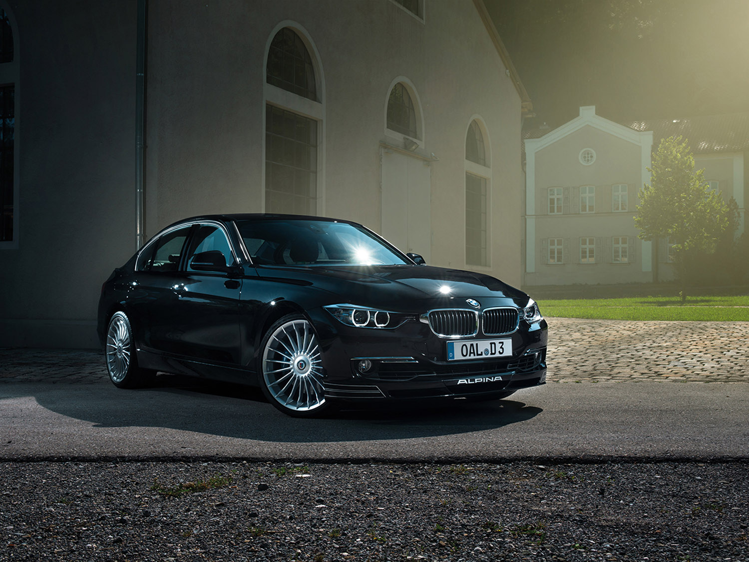 2014 bmw alpina d3 bi turbo price 49 950. Black Bedroom Furniture Sets. Home Design Ideas