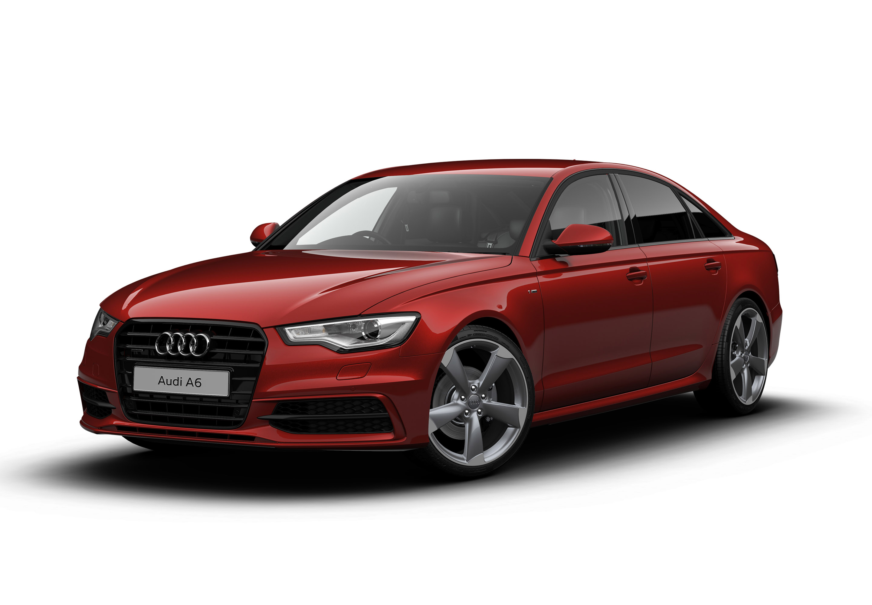 Audi A6 And A7 Black Edition Models