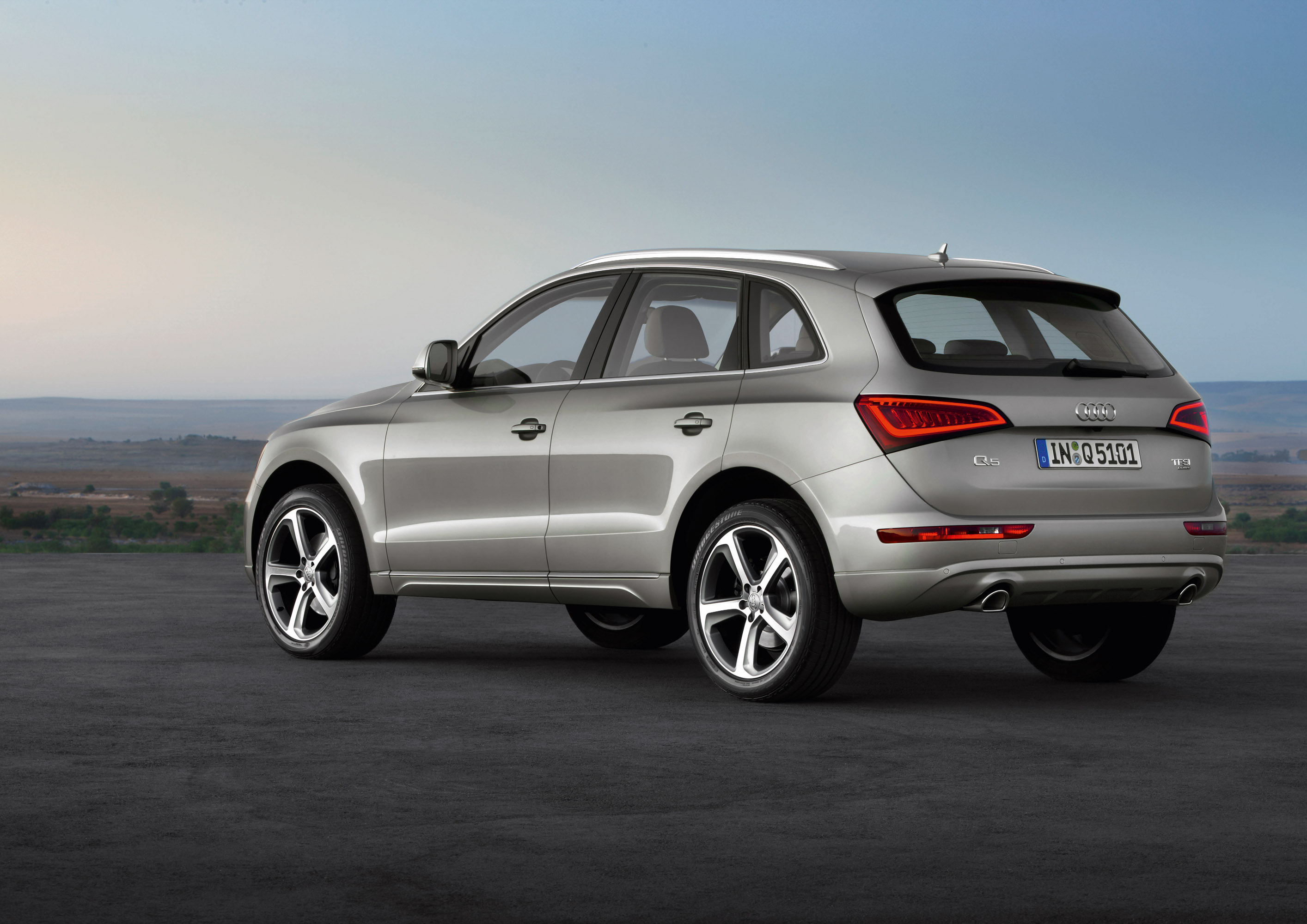 Audi The Updated High Performance Suv