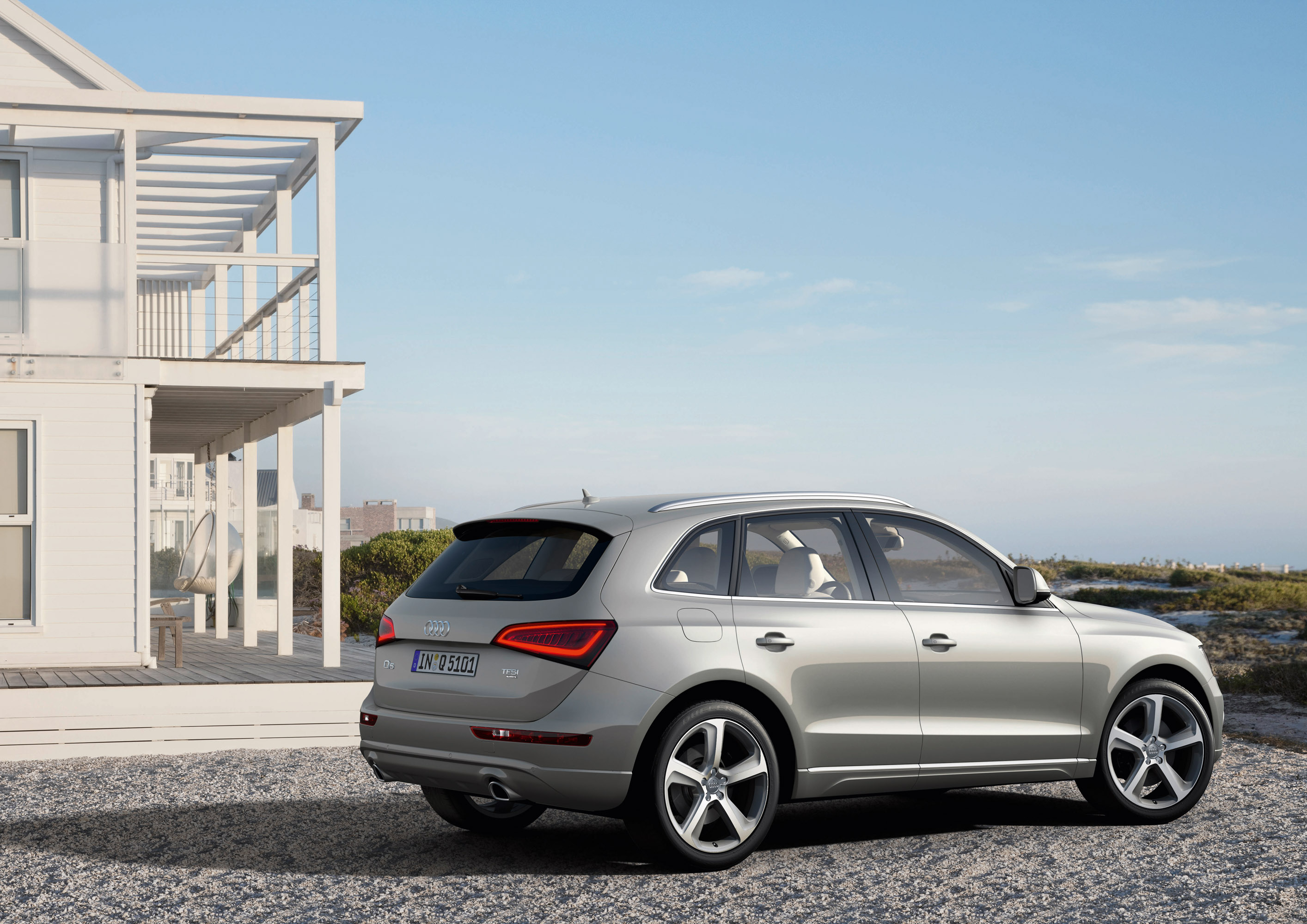 Cars Com Reviews >> 2013 Audi Q5 SUV - Picture 68549