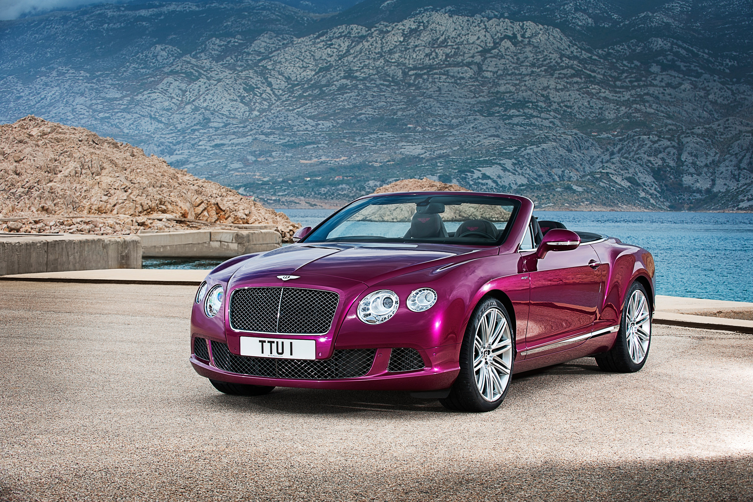 2013 bentley continental gt speed convertible vanachro Choice Image